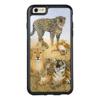Coque OtterBox iPhone 6 Et 6s Plus Les grands chats