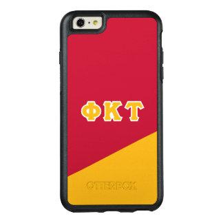 Coque OtterBox iPhone 6 Et 6s Plus Lettres de Grec de Tau | de Kappa de phi