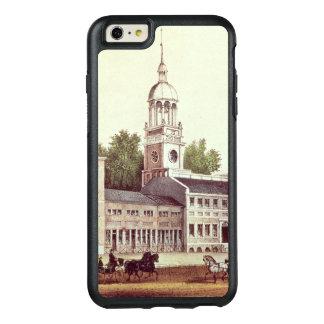 Coque OtterBox iPhone 6 Et 6s Plus L'indépendance Hall, Philadelphie