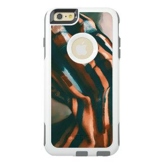 Coque OtterBox iPhone 6 Et 6s Plus Madame peinte des tigres et des vagues