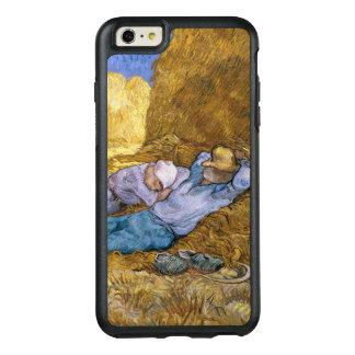 Coque OtterBox iPhone 6 Et 6s Plus Midi de Vincent van Gogh |, la sièste, après