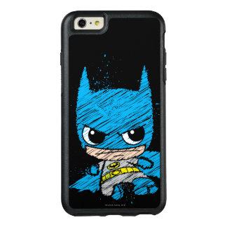 Coque OtterBox iPhone 6 Et 6s Plus Mini croquis de Batman