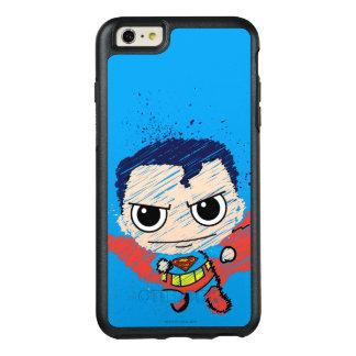 Coque OtterBox iPhone 6 Et 6s Plus Mini croquis de Superman