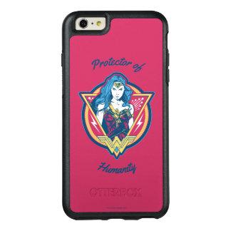 Coque OtterBox iPhone 6 Et 6s Plus Modèle graphique tricolore de femme de merveille