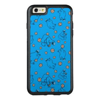 Coque OtterBox iPhone 6 Et 6s Plus Monstre de biscuit et motif bleu de biscuits