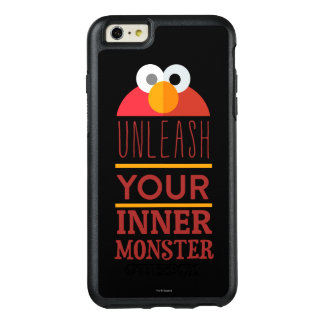 Coque OtterBox iPhone 6 Et 6s Plus Monstre intérieur d'Elmo