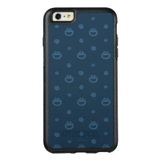 Coque OtterBox iPhone 6 Et 6s Plus Motif bleu de monstre de biscuit et de marine de