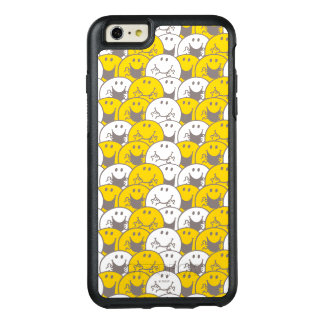 Coque OtterBox iPhone 6 Et 6s Plus Motif de clignotant de sourires de M. Happy |