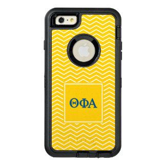 Coque OtterBox iPhone 6 Et 6s Plus Motif de l'alpha | Chevron de phi de thêta