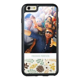 Coque OtterBox iPhone 6 Et 6s Plus Motif de papillon floral fait sur commande de