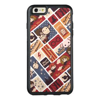 Coque OtterBox iPhone 6 Et 6s Plus Motif de scènes de bande dessinée de Harry Potter