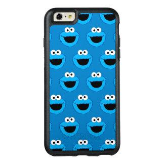 Coque OtterBox iPhone 6 Et 6s Plus Motif de sourire de monstre de biscuit