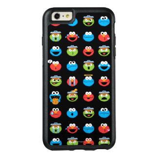 Coque OtterBox iPhone 6 Et 6s Plus Motif d'Emoji de copains de Sesame Street