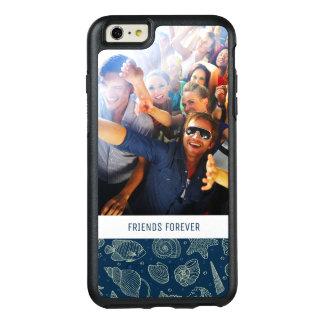 Coque OtterBox iPhone 6 Et 6s Plus Motif | d'habitants d'océan votre photo et texte