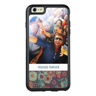 Coque OtterBox iPhone 6 Et 6s Plus Motif floral de bande dessinée faite sur commande