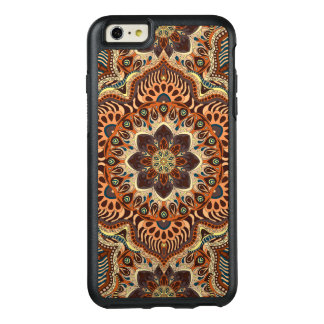 Coque OtterBox iPhone 6 Et 6s Plus Motif floral ethnique abstrait coloré De de
