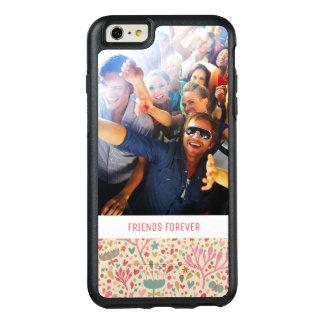 Coque OtterBox iPhone 6 Et 6s Plus Motif floral lumineux fait sur commande de photo