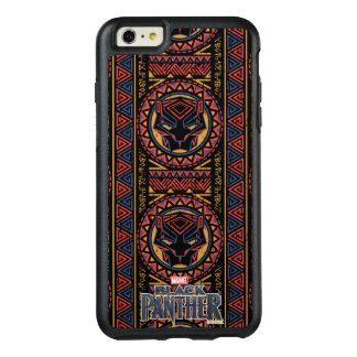 Coque OtterBox iPhone 6 Et 6s Plus Motif tribal de tête de panthère de la panthère