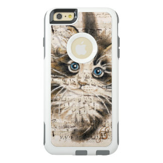 Coque OtterBox iPhone 6 Et 6s Plus Musique de Kitty de ragondin du Maine