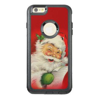 Coque OtterBox iPhone 6 Et 6s Plus Noël vintage du père noël