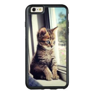 Coque OtterBox iPhone 6 Et 6s Plus Observation tigrée de chaton