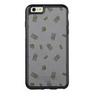 Coque OtterBox iPhone 6 Et 6s Plus Oscar le motif gris du rouspéteur |