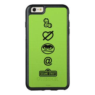 Coque OtterBox iPhone 6 Et 6s Plus Oscar les icônes de rouspéteur