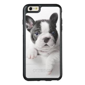 Coque OtterBox iPhone 6 Et 6s Plus Pair de deux chiots de bouledogue français
