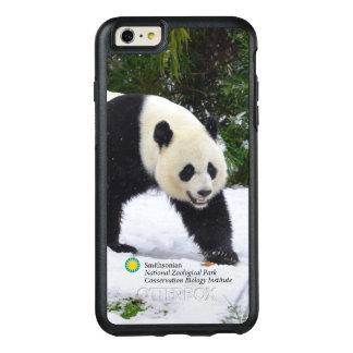 Coque OtterBox iPhone 6 Et 6s Plus Pandas géants de Smithsonien | dans la neige