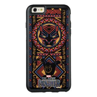 Coque OtterBox iPhone 6 Et 6s Plus Panneau de panthère noire de la panthère noire |