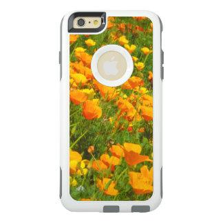 Coque OtterBox iPhone 6 Et 6s Plus Pavots de Californie