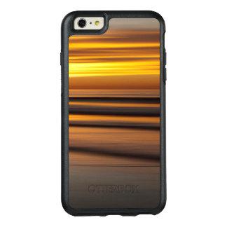 Coque OtterBox iPhone 6 Et 6s Plus Paysage marin abstrait au coucher du soleil, CA