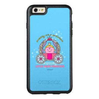 Coque OtterBox iPhone 6 Et 6s Plus Petit chariot de scintillement de Mlle le
