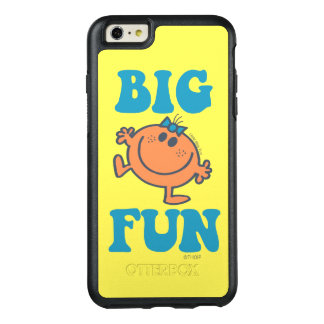 Coque OtterBox iPhone 6 Et 6s Plus Petit grand amusement de Mlle Fun |
