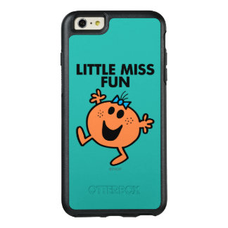 Coque OtterBox iPhone 6 Et 6s Plus Petite Mlle Fun Waving Joyously