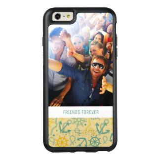 Coque OtterBox iPhone 6 Et 6s Plus Photo faite sur commande et ancre et cordes des