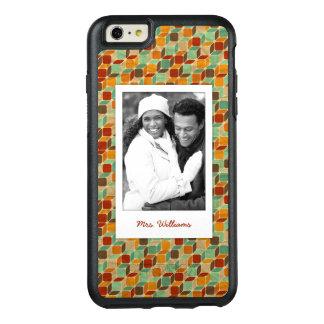 Coque OtterBox iPhone 6 Et 6s Plus Photo faite sur commande et rétro motif