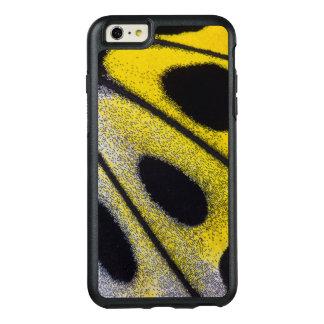 Coque OtterBox iPhone 6 Et 6s Plus Plan rapproché tropical jaune de papillon