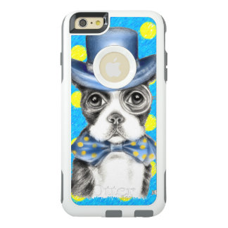 Coque OtterBox iPhone 6 Et 6s Plus Point de polka de Boston Terrier