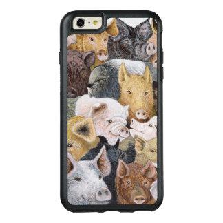 Coque OtterBox iPhone 6 Et 6s Plus Porcs en abondance