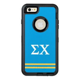 Coque OtterBox iPhone 6 Et 6s Plus Rayure de sport du Chi | de sigma