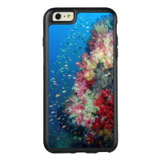 Coque OtterBox iPhone 6 Et 6s Plus Récif coralien sous-marin, Indonésie