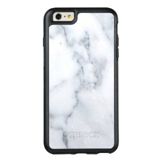 Coque OtterBox iPhone 6 Et 6s Plus Regard de marbre blanc chic