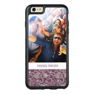 Coque OtterBox iPhone 6 Et 6s Plus Rétro motif fait sur commande de photo et de