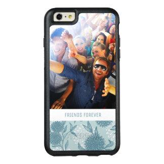 Coque OtterBox iPhone 6 Et 6s Plus Rétro motif floral fait sur commande 2 2 de photo