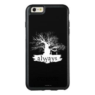 Coque OtterBox iPhone 6 Et 6s Plus Silhouette de citation du charme   de Harry Potter
