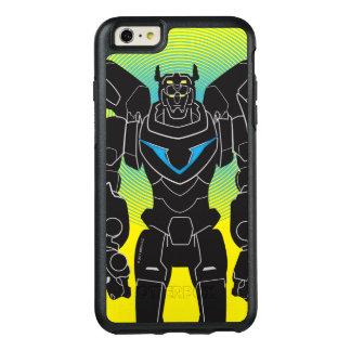 Coque OtterBox iPhone 6 Et 6s Plus Silhouette noire de Voltron | Voltron