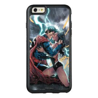Coque OtterBox iPhone 6 Et 6s Plus Superman/art promotionnel comique femme de