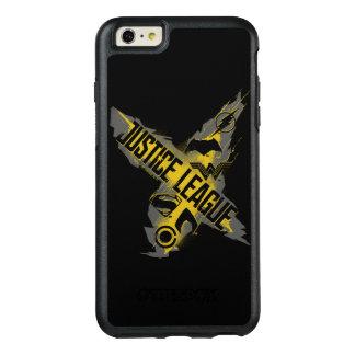 Coque OtterBox iPhone 6 Et 6s Plus Symboles de ligue et d'équipe de justice de la