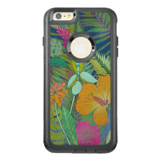 Coque OtterBox iPhone 6 Et 6s Plus Tapisserie tropicale II